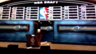 My Player NBA 2K11 Wii