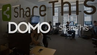 Domo Customer Review: ShareThis