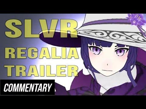 Blind Commentary] Fanmade SLVR Trailer - Regalia - YouTube