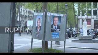 France  Parisians share hopes for the upcoming French Presidential elections