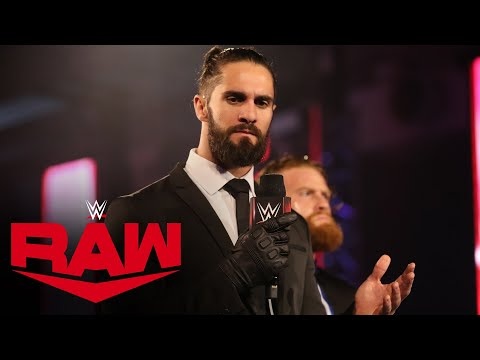 """Seth Rollins on why he """"helped"""" Rey Mysterio: Raw, May 18, 2020"""