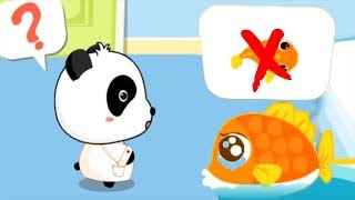 Baby Panda Kids Game | Baby Panda Hospital And Summer Fun Icecream | Babybus Game For Kids