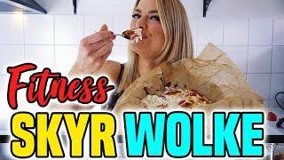 Skyr WOLKE | Fitness DESSERT 😍Nur 164 Kalorien - viel Protein no Fett