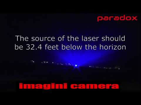 20191015   Italy Romania Flat Earth Laser Experiment thumbnail