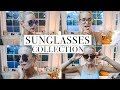 MY SUNGLASSES COLLECTION - 57 PAIRS, CLEAR OUT & TRY ON