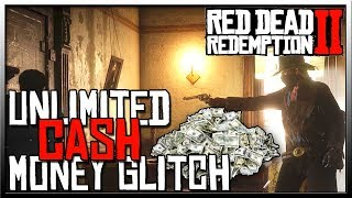 Red Dead 2 Money Glitch - Red Dead Redemption 2 Duplication Glitch