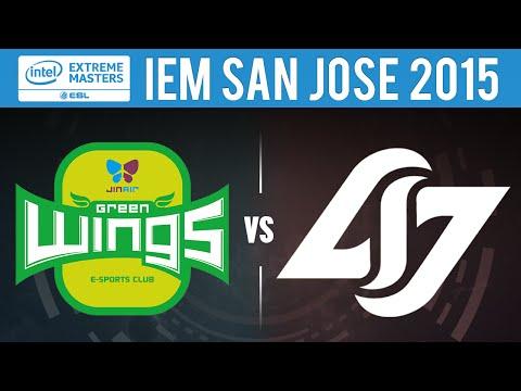 JAG vs CLG Game 1 - IEM San Jose 2015 Semifinal