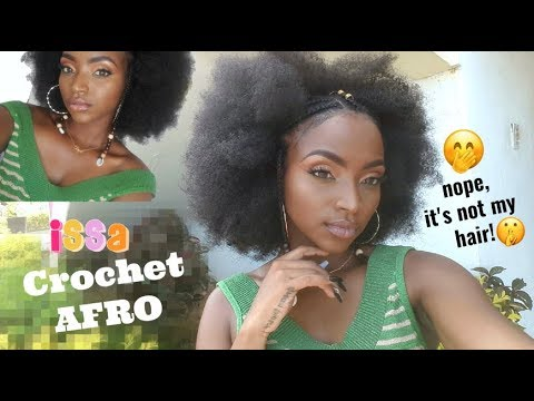 Undetectable Crochet Braids!!! JANET COLLECTION Expression 3X KINKY CRUSH BULK 36 INCH