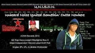 Rain Fall Down U.N.I.S.O.N. 29 Oct 2012 Debut Release of the First Feast Mixtape!