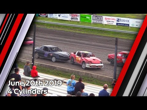 June 20th 2019, RRCS 4 Cylinder Heat & Feature