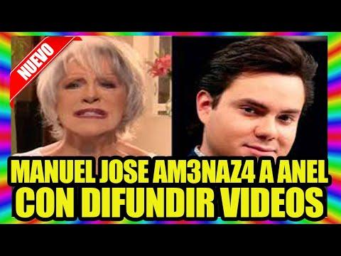 ANEL NOREÑA RECIBE RESPUESTA DE MANUEL JOSE CON 4M3NAZ4