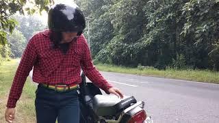 TINGGAL KENANGAN - DIMAS ZAENAL   Cover video clip SGT TAWUN
