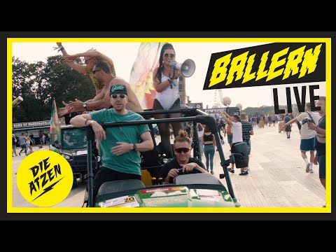 Смотреть клип Die Atzen - Ballern   Live