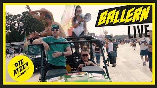 Смотреть клип Die Atzen - Ballern | Live