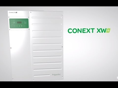hqdefault conext xw hybrid inverter youtube Gateway M 6848 at mifinder.co