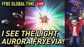 [FFBE]Aurora Fryevia 7-Star - Pots & Gears