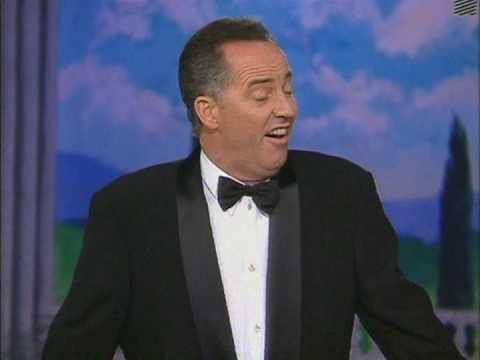 Michael Barrymore - Funny Acceptance Speech