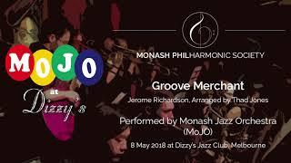 Groove Merchant - Monash Jazz Orchestra