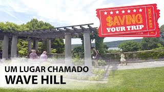 Um Lugar Chamado Wave Hill | The Bronx / Nova York | Saving Your Trip