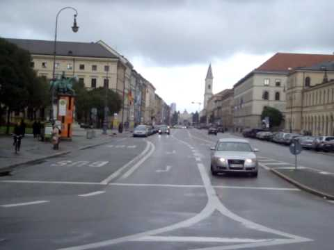 Germany Munich the perfect city Alemania Munich Ciudad perfecta