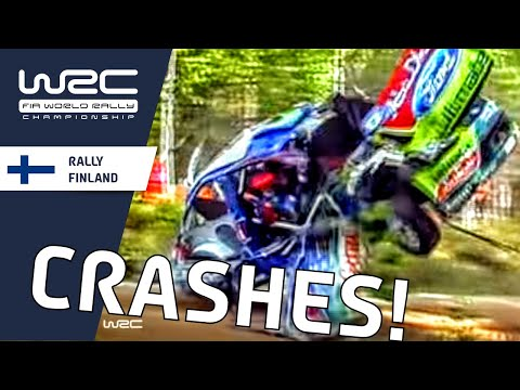 WRC - Neste Oil Rally Finland: CRASH Review Special