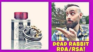 Vaping The Dead Rabbit RDA