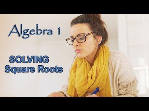 Algebra 1 Square Root: √10 x √15 (Quick Math Videos)