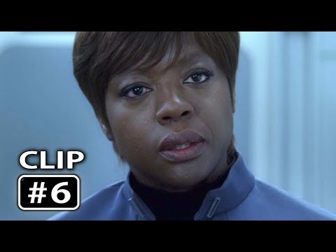 """ENDER'S GAME """"What will be left of the Boy ?"""" Movie Clip # 6"""