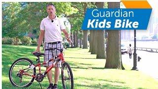 Introducing Guardian Kids Bikes - The SAFEST Kids Bikes