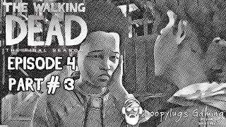 The Walking Dead The Final Season Episode 4 - Part 3 - Ending!!!!! -  Clem Hat Giveaway