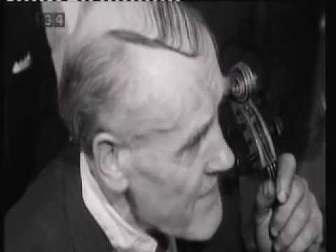 John Doherty, Brilliant Donegal Fiddle Player - Black Mare of Fanad