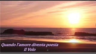Il Volo - Quando lamore diventa poesia (사랑이 시로 변할때)