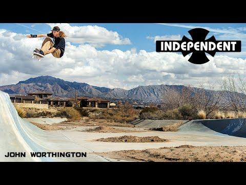 """John Worthington's """"Indy"""" Part"""