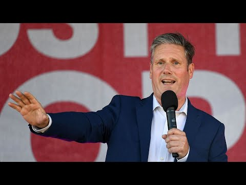 Watch Live: Keir Starmer addresses Labour Party Conference 2019