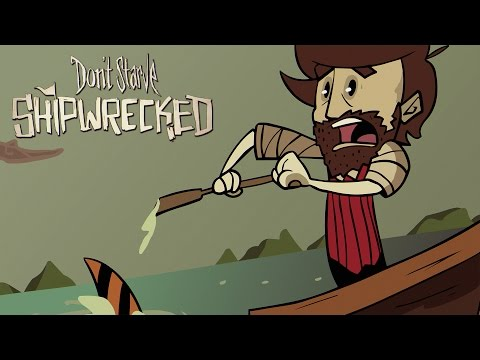 Let's Play Don't Starve Shipwrecked   WASHED ASHORE   Gameplay Part 1