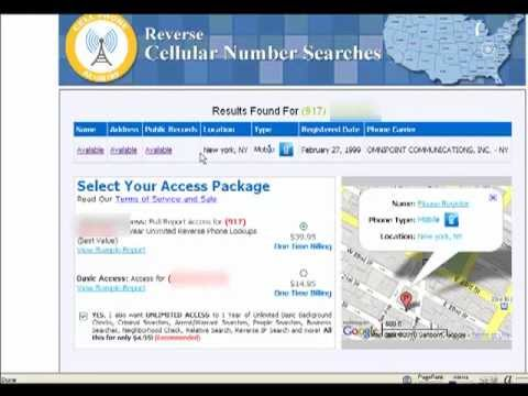 Lookup Cell Phone Numbers For FREE - FREE Reverse Cell Phone Number Lookup