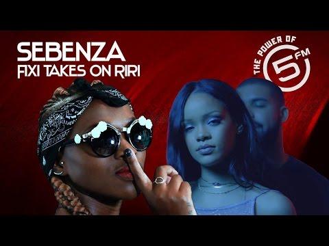 Fihanna | Sebenza Music Video | Work: The Xhosa Remix