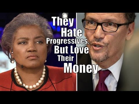 "Democrats ""Desperate"" For Bernie Sanders"