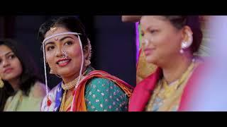 Ameya & Pratima cinematic wedding highlight-Parag sawant