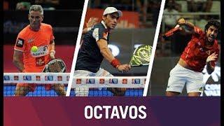 (Resumen) Octavos tarde Estrella Damm Alicante Open
