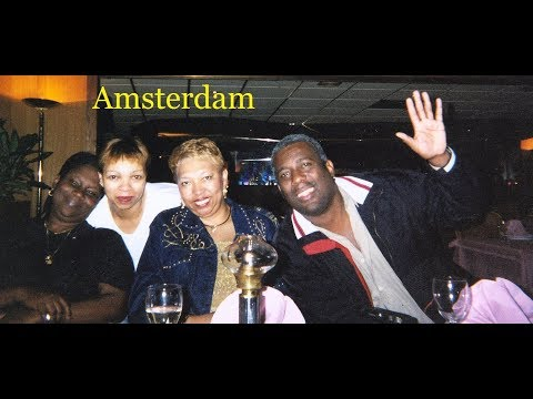 In 1999 John Dorman,Ida Miller,Mary Athanase and friends tours Amsterdam