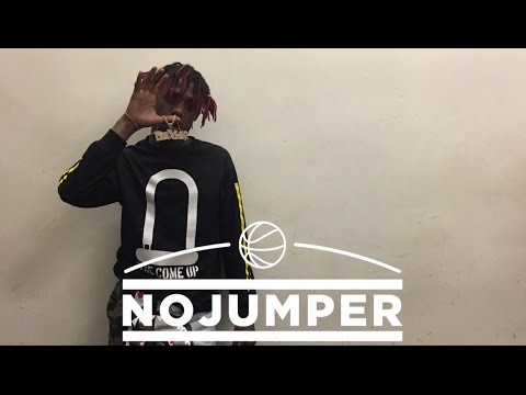The Famous Dex Interview - No Jumper