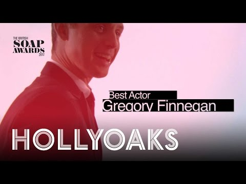 British Soap Awards 2017: Vote for Gregory Finnegan