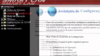 Como resetar e configurar roteador Smart Lan Aprio 150 Mbps thumbnail