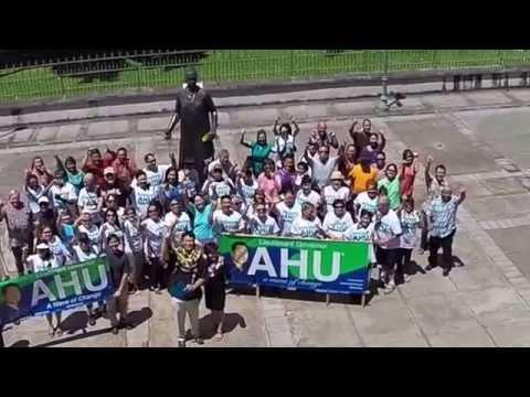 Elwin Ahu - From the Beginning Elwin Ahu for Hawaii Campaign Recap - @ahuforhawaii