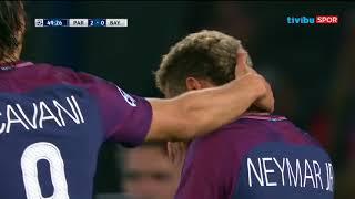 PSG 3-0 Bayern Münih   UEFA Şampiyonlar Ligi D Grubu Maç Özeti