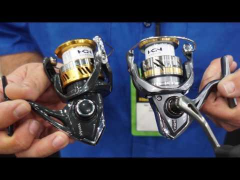 5ffcbbad74d Shimano Ultegra & Sahara FI Spinning Reels   Bassmaster Classic 2017 -  YouTube