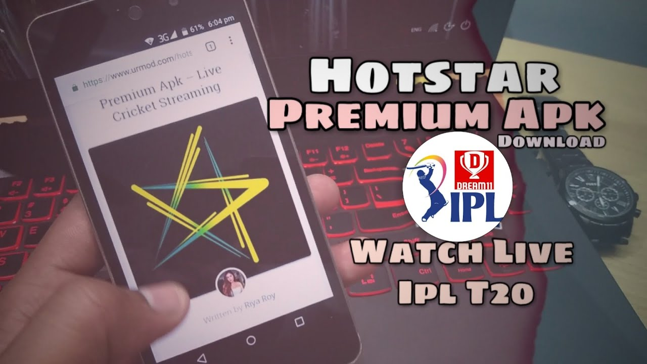 Download Hotstar Premium Apk | Hotstar VIP Free With Hotstar Mod
