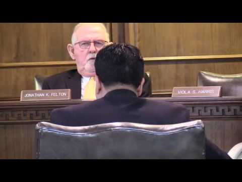Entire Meeting - Edgecombe County Commissioners Meeting April 3, 2018