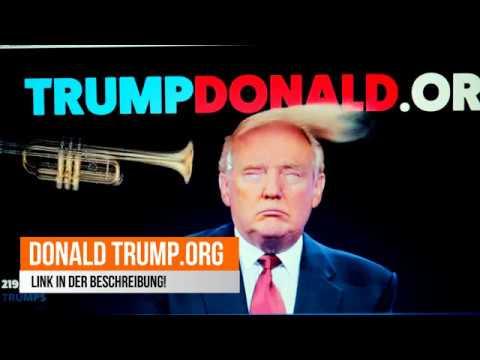 Trump tower frisur